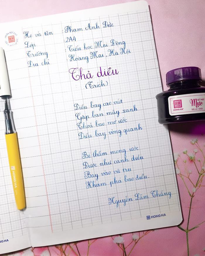 Viết chữ đẹp có phải là tiêu chuẩn đánh giá học sinh tiểu học? - ảnh 3.
