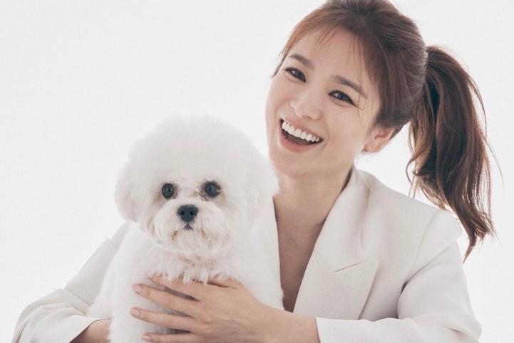 """Dù để tóc """"hack tuổi"""", Song Hye Kyo vẫn lộ dấu hiệu lão hóa rõ rành rành không thể chối cãi - Ảnh 3."""