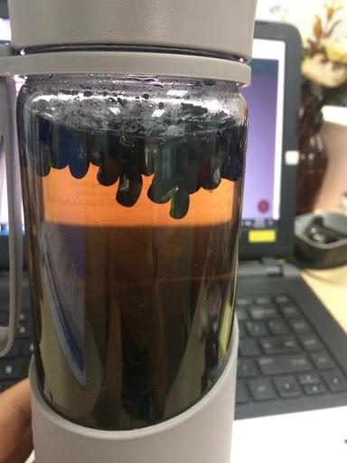 Nước đậu đen rang – thức uống giải độc bổ thận ngày hè. Tưởng chỉ cần rang rồi hãm lấy nước, ai ngờ chúng ta đã bỏ một bước rất quan trọng. - Ảnh 7.