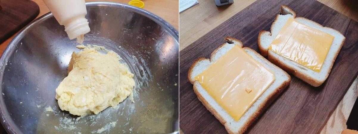 Bánh mì kẹp mà làm dễ thế này thì phải học ngay thôi nào - Ảnh 2.