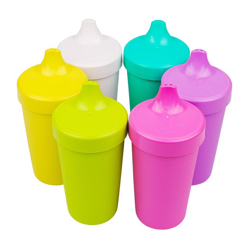 Mách các mẹ những loại cốc tập uống cho bé an toàn, không lo sặc nước - Ảnh 1.