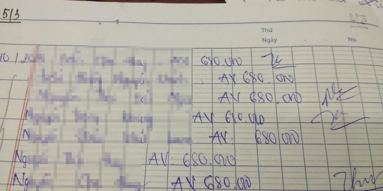 """Phụ huynh tiểu học ở TP.HCM bức xúc tố hiệu trưởng """"mập mờ thu chi"""", sử dụng 1 tờ giấy vở ô ly để làm hóa đơn thu tiền - Ảnh 3."""