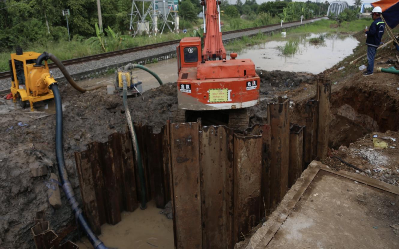 TP.HCM: Lịch cắt nước 1 đêm, cắt điện 4 ngày ở quận 2
