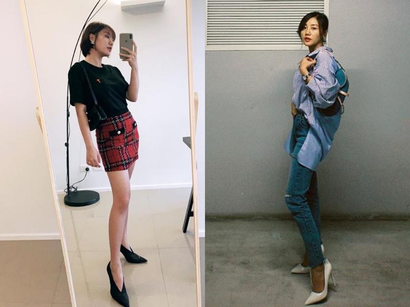 """Bị chê gu thời trang trong """"Người ấy là ai', nhưng ngoài đời Văn Mai Hương lại có phong cách khác hoàn toàn - Ảnh 3."""