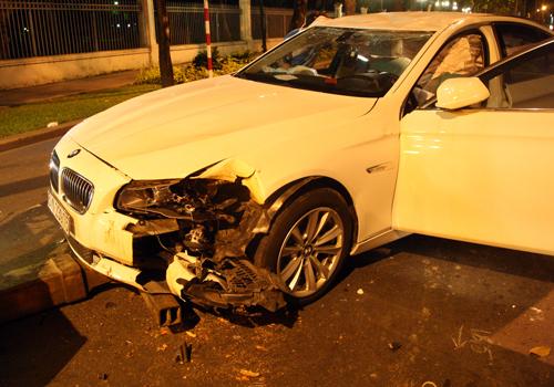 Võ Hoàng Yến bật khóc nức nở, nhắc vụ scandal xe BMW gặp tai nạn bật ngửa, phải nhập viện cấp cứu  - Ảnh 4.