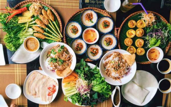 Món ăn không thể thiếu trong mâm cơm đãi khách của người xứ Quảng. - Ảnh 1.