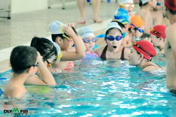 Mùa hè đến rồi, đây là 6 địa chỉ học bơi uy tín ở Hà Nội cho trẻ cha mẹ nên tham khảo ngay - Ảnh 9.