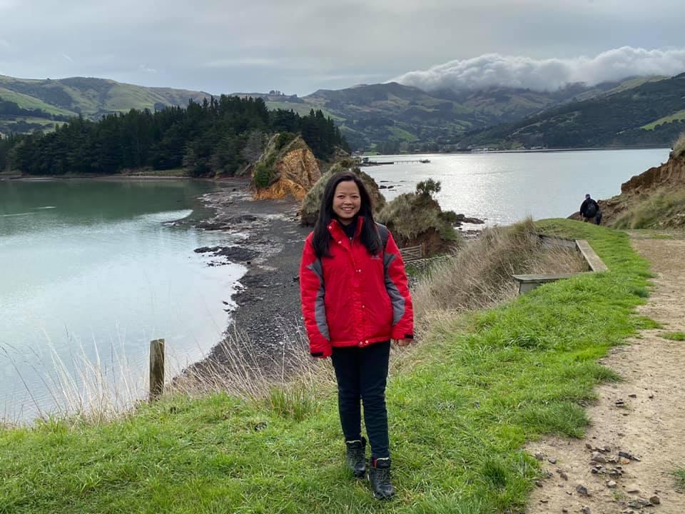 Nghỉ việc, rời mác con nhà người ta, cô gái Sài Gòn sang New Zealand làm nông nghiệp 1 năm để đi tìm chính mình: - Ảnh 4.