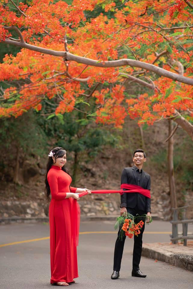 Cặp vợ chồng ở Sài Gòn chia sẻ kinh nghiệm chọn gói chụp ảnh cưới ngoại cảnh chỉ 7 triệu: Sẽ có phát sinh chi phí nhưng không cao, lựa chọn studio là điều quan trọng nhất - Ảnh 5.