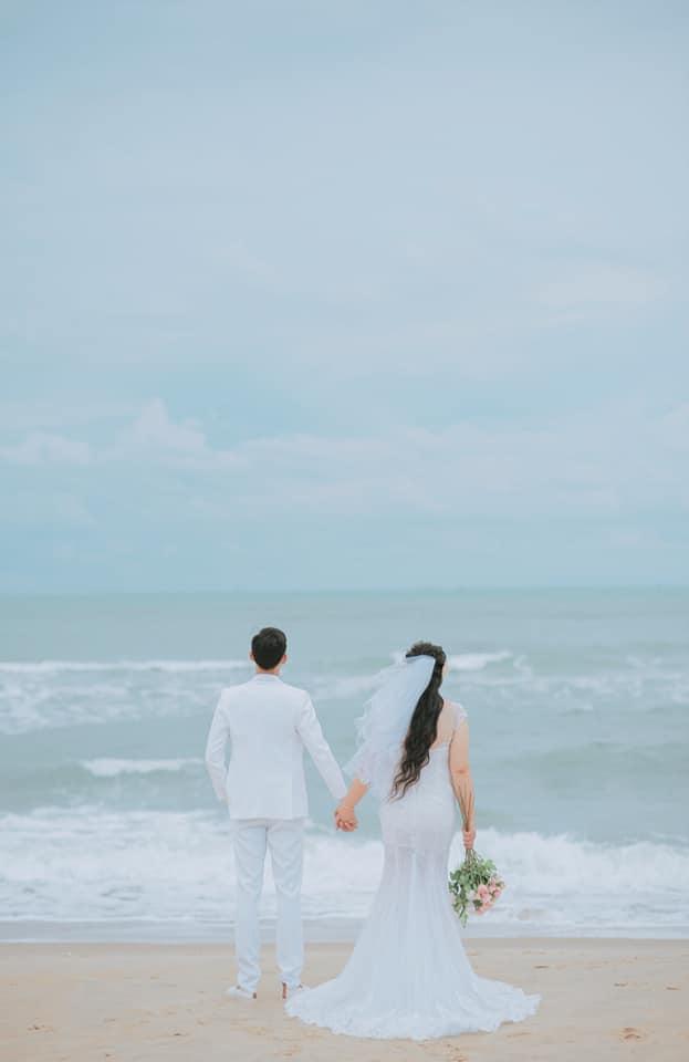 Cặp vợ chồng ở Sài Gòn chia sẻ kinh nghiệm chọn gói chụp ảnh cưới ngoại cảnh chỉ 7 triệu: Sẽ có phát sinh chi phí nhưng không cao, lựa chọn studio là điều quan trọng nhất - Ảnh 3.