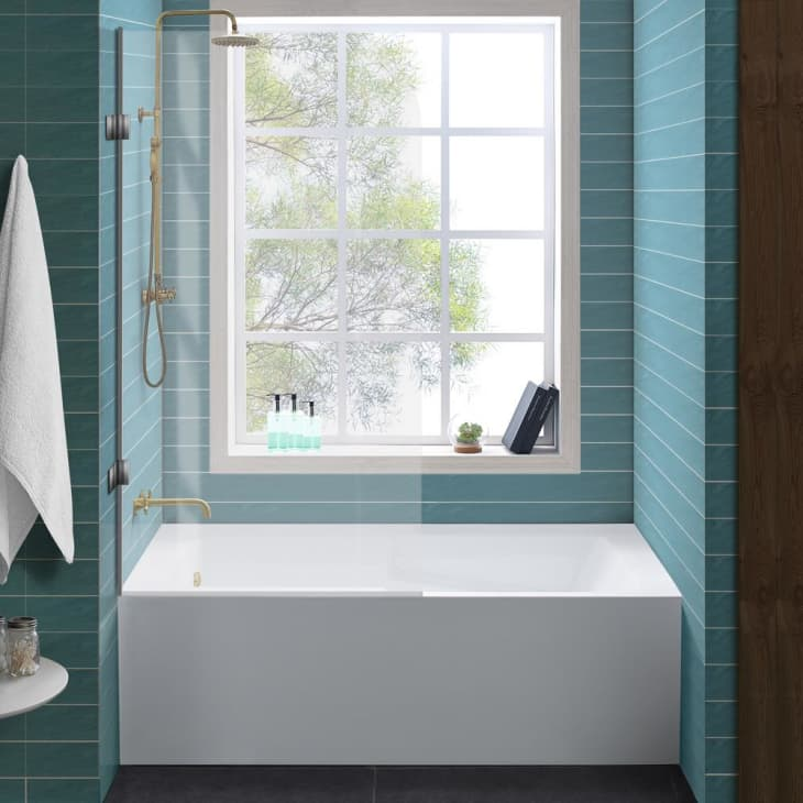 Mẹo nhỏ siêu thú vị giúp biến bất kỳ phòng tắm nhỏ nào thành spa thư giãn mùa hè - Ảnh 5.