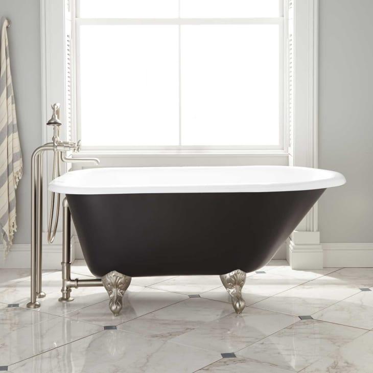 Mẹo nhỏ siêu thú vị giúp biến bất kỳ phòng tắm nhỏ nào thành spa thư giãn mùa hè - Ảnh 6.