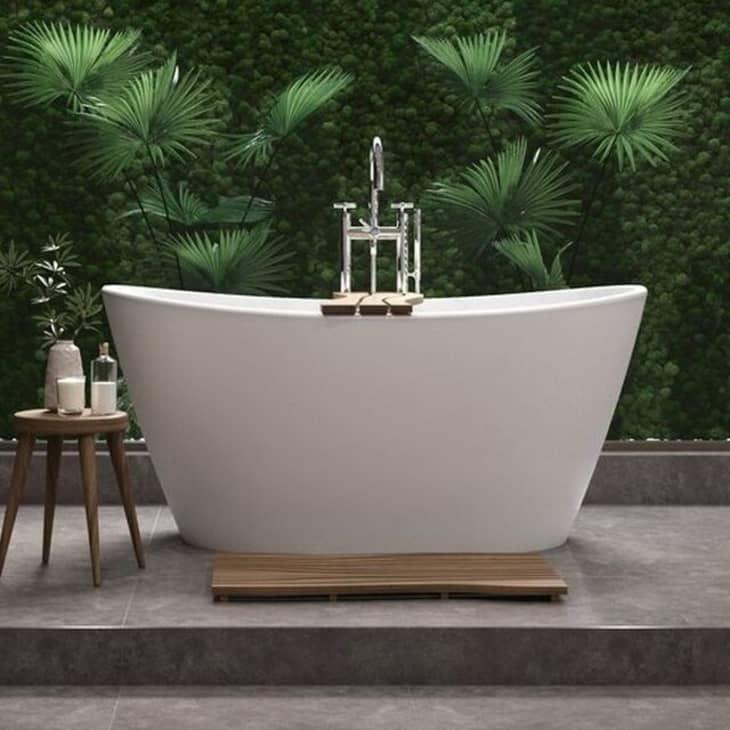 Mẹo nhỏ siêu thú vị giúp biến bất kỳ phòng tắm nhỏ nào thành spa thư giãn mùa hè - Ảnh 8.