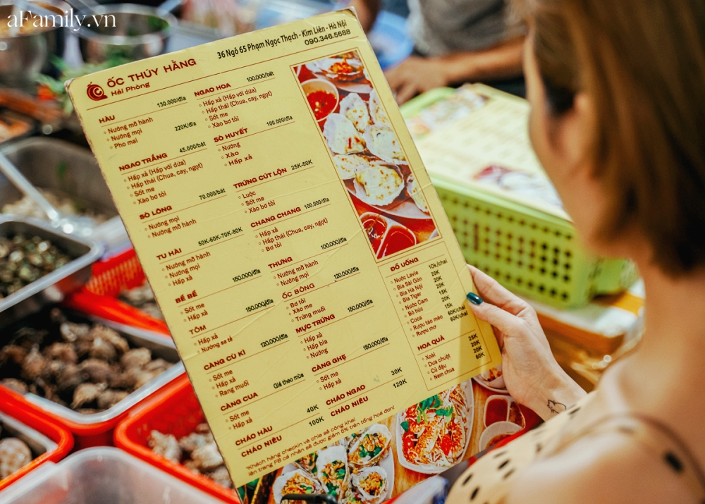 """3 hàng ốc hải sản vừa ngon vừa bình dân ở Hà Nội giúp chị em """"đổi gió"""" chỉ với 300k, chẳng cần ra tận biển cũng thỏa đam mê ăn uống - Ảnh 4."""