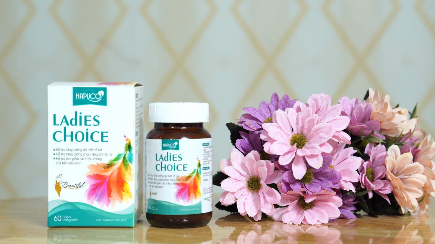 Thực phẩm bảo vệ sức khoẻ Ladies Choice – Bí kíp giữ gìn sắc xuân dành cho phái đẹp tuổi tiền mãn kinh - Ảnh 1.