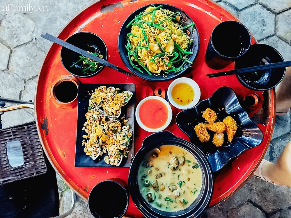 """3 hàng ốc hải sản vừa ngon vừa bình dân ở Hà Nội giúp chị em """"đổi gió"""" chỉ với 300k, chẳng cần ra tận biển cũng thỏa đam mê ăn uống - Ảnh 16."""
