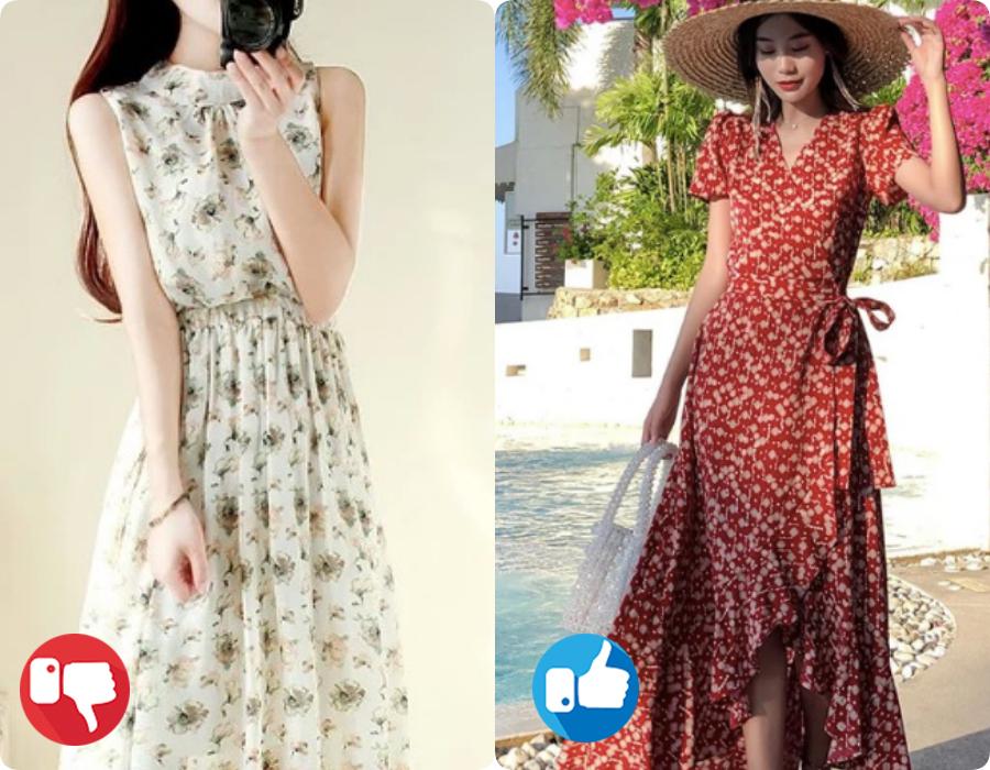 Váy maxi đi biển dành cho nàng béo bụng hay béo toàn thân: Hai chi tiết quyết định tất cả sự thon gọn của vóc dáng - Ảnh 6.