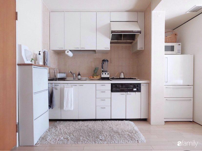 Chỉ ở có 1 người, nữ du học sinh tại Nhật Bản cải tạo lại căn hộ 32m² thành nơi vừa chill lại còn cực sang chảnh, chi phí mới là điều gây bất ngờ nhất - Ảnh 11.