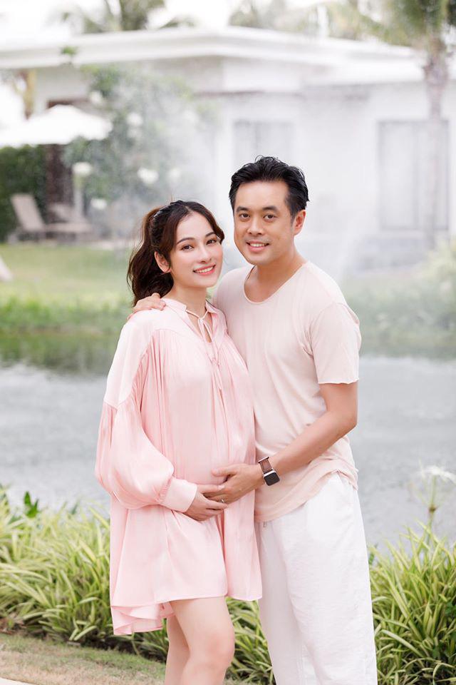 Bà xã Dương Khắc Linh khoe ảnh siêu âm 2 nhóc tỳ, chưa chào đời đã được mẹ dự đoán đẹp trai nhờ đặc điểm nổi trội - Ảnh 6.