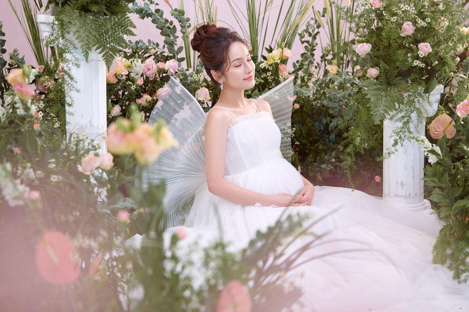 Bà xã Dương Khắc Linh khoe ảnh siêu âm 2 nhóc tỳ, chưa chào đời đã được mẹ dự đoán đẹp trai nhờ đặc điểm nổi trội - Ảnh 4.