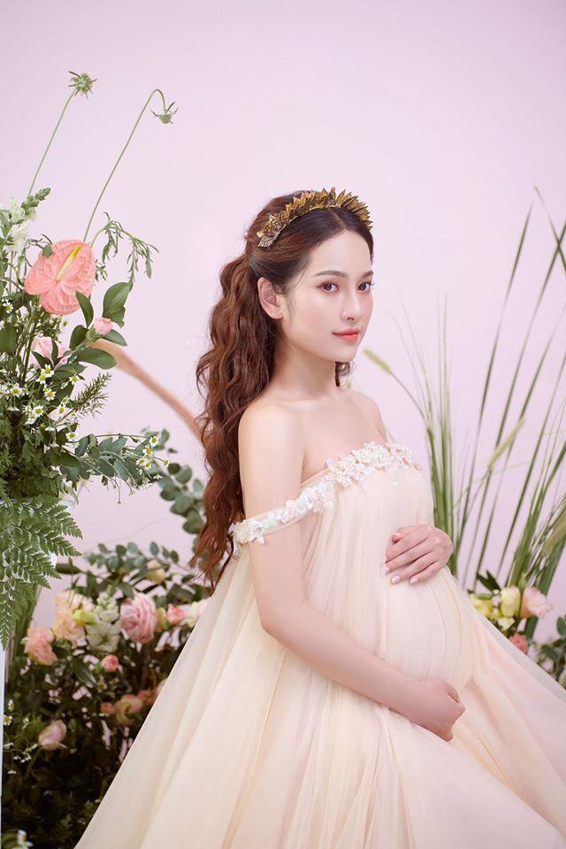 Bà xã Dương Khắc Linh khoe ảnh siêu âm 2 nhóc tỳ, chưa chào đời đã được mẹ dự đoán đẹp trai nhờ đặc điểm nổi trội - Ảnh 3.