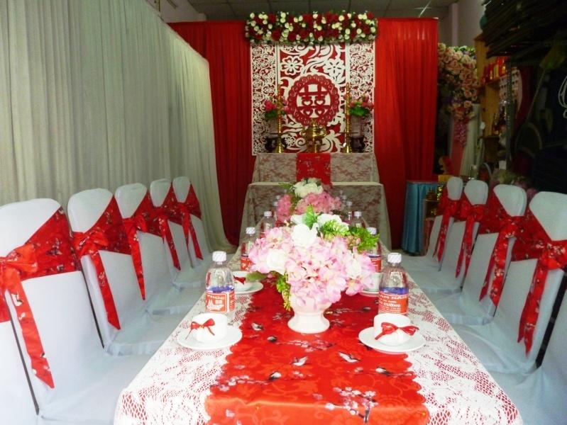 """Đám cưới """"kinh tế"""" dành cho cặp đôi với những combo trang trí nhà cửa trọn gói giá rẻ chỉ dưới 5 triệu đồng - Ảnh 7."""