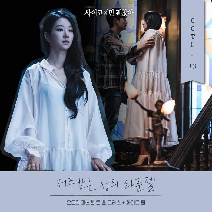 """Nghiện cao gót đến mức mặc váy ngủ cũng phải đi, Seo Ye Ji có cả kho giày và đây là 8 đôi đẹp xuất chúng trong """"Điên Thì Có Sao"""" - Ảnh 13."""