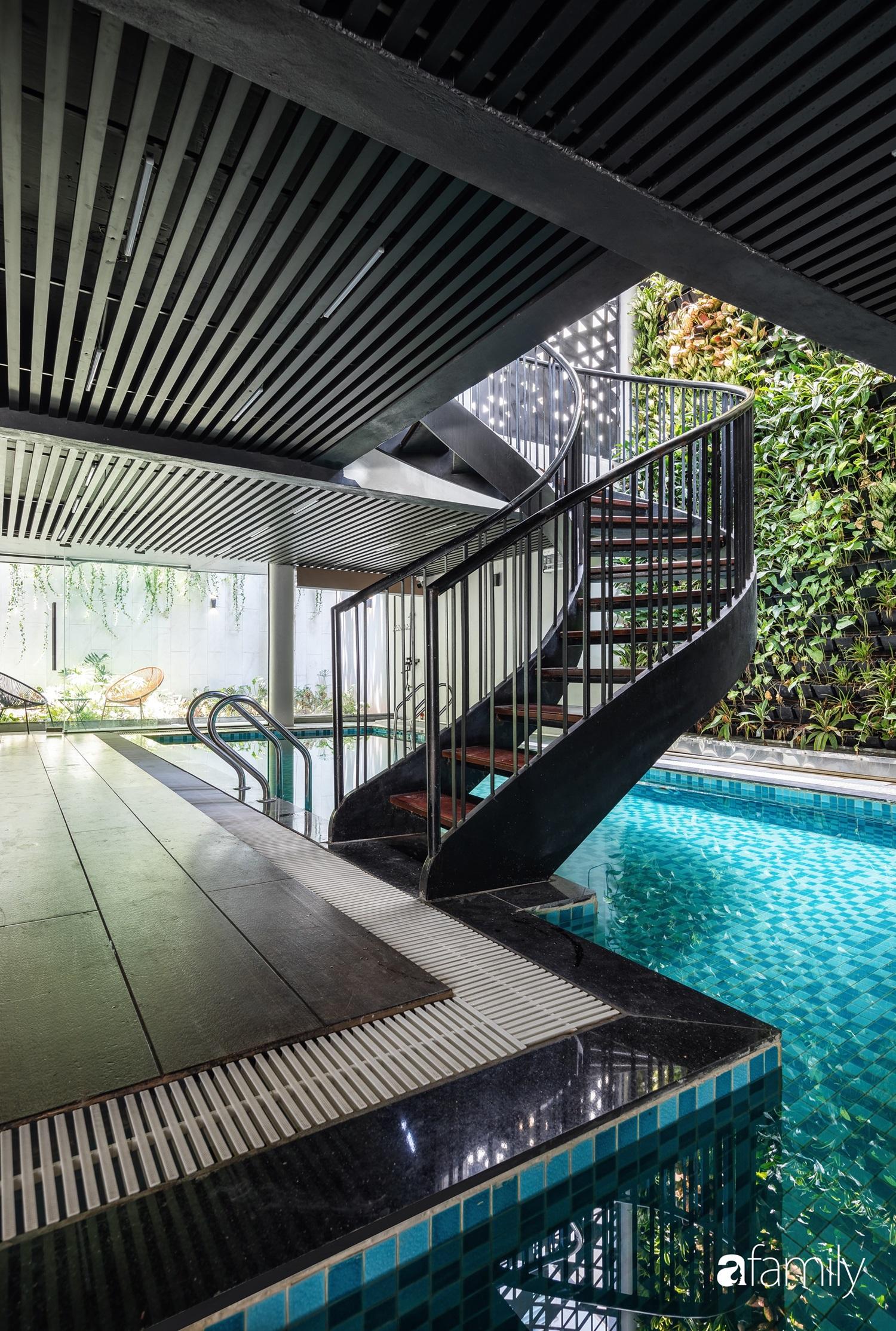 Biệt thự vườn phóng khoáng, hiện đại ở ngoại thành Hà Nội - Ảnh 9.