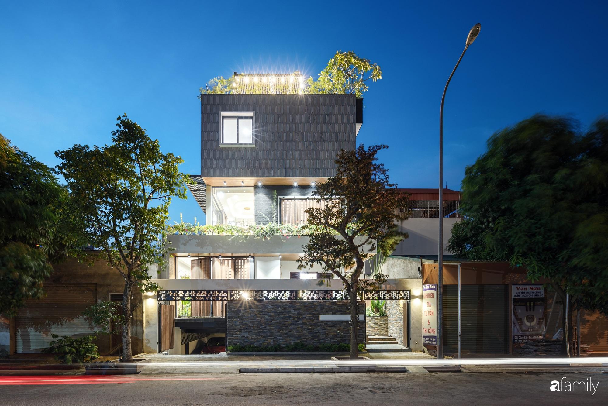 Biệt thự vườn phóng khoáng, hiện đại ở ngoại thành Hà Nội - Ảnh 1.