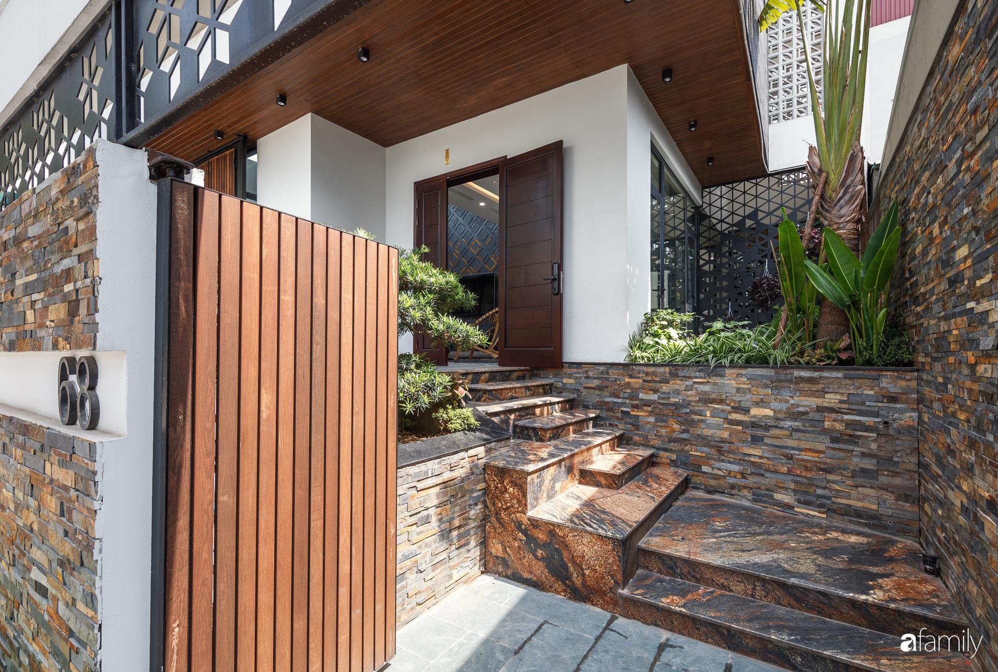 Biệt thự vườn phóng khoáng, hiện đại ở ngoại thành Hà Nội - Ảnh 5.