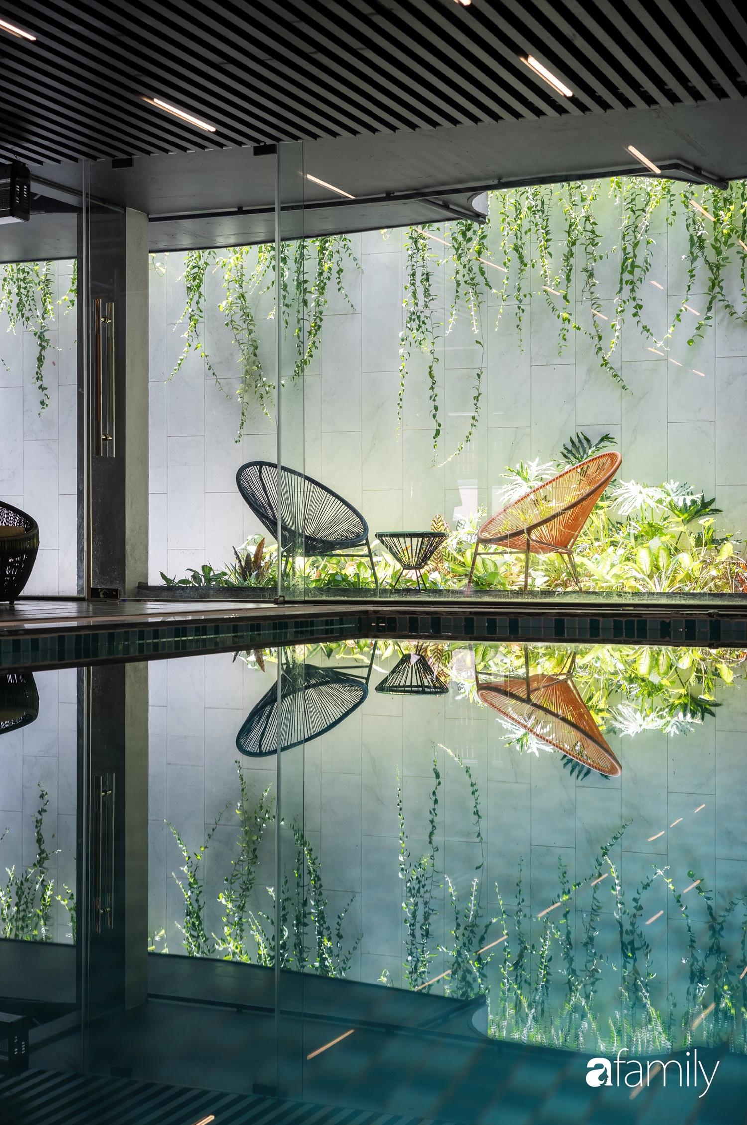 Biệt thự vườn phóng khoáng, hiện đại ở ngoại thành Hà Nội - Ảnh 7.