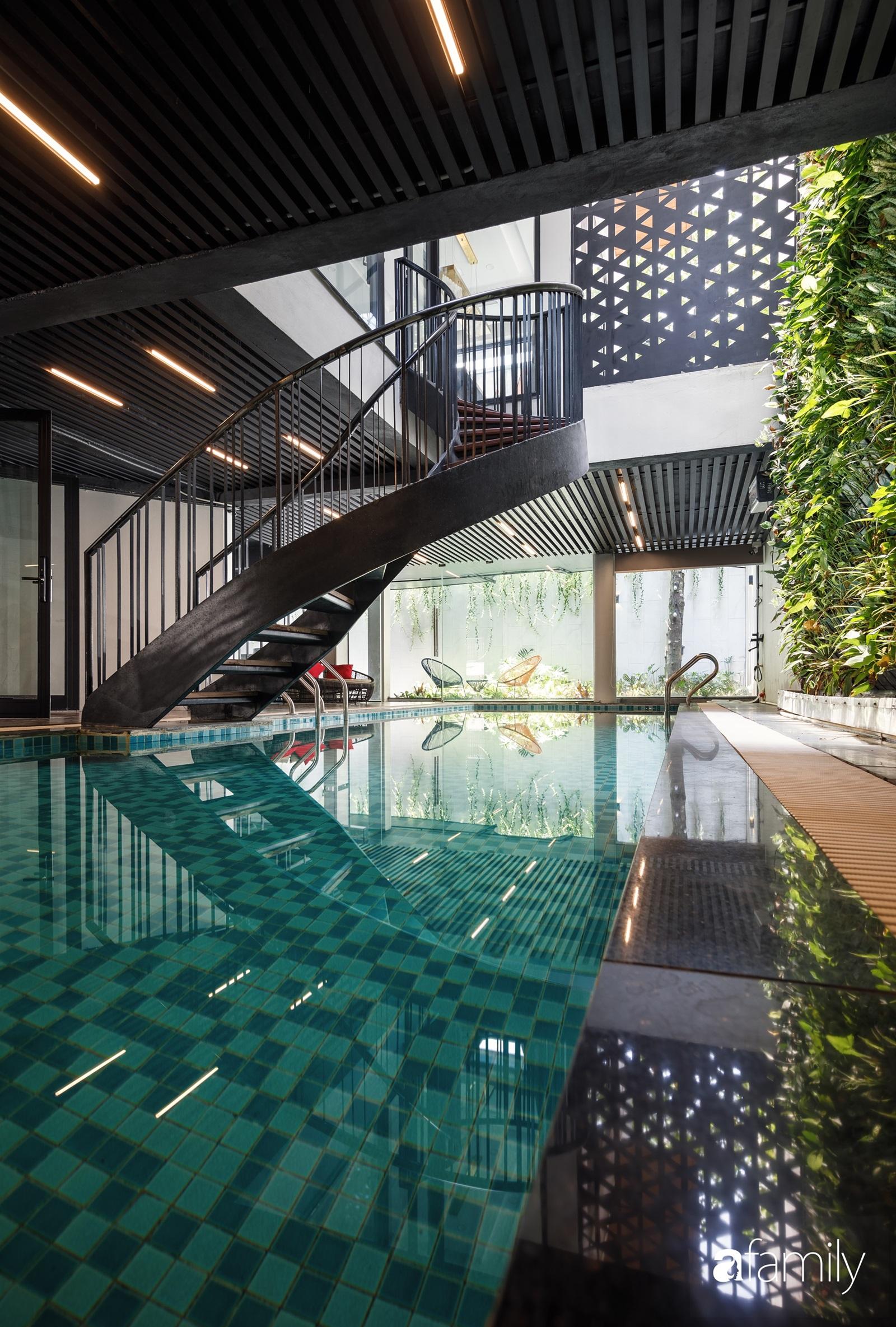 Biệt thự vườn phóng khoáng, hiện đại ở ngoại thành Hà Nội - Ảnh 8.