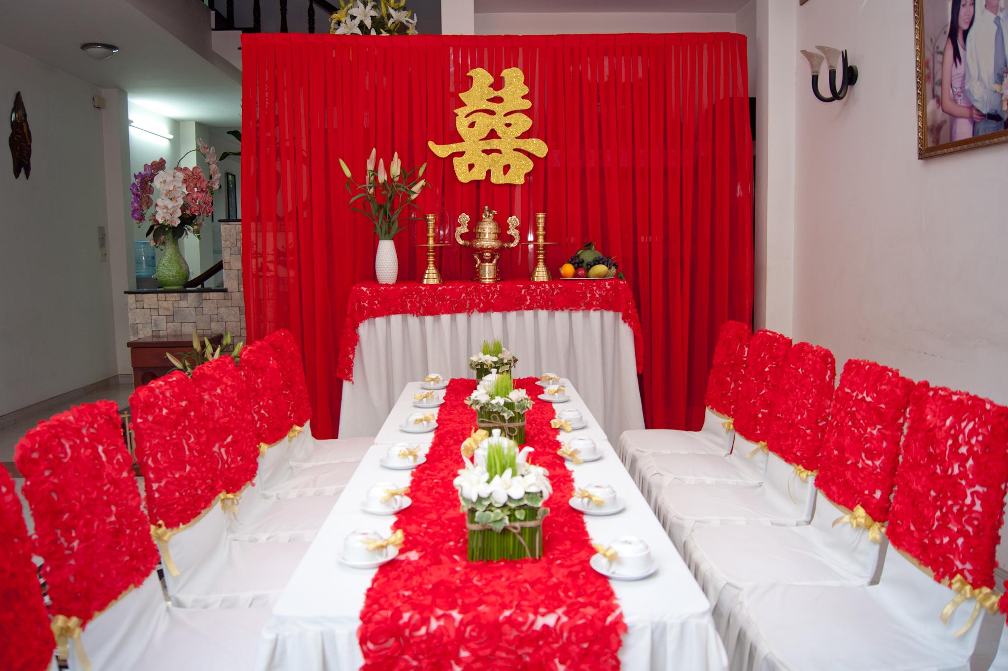 """Đám cưới """"kinh tế"""" dành cho cặp đôi với những combo trang trí nhà cửa trọn gói giá rẻ chỉ dưới 5 triệu đồng - Ảnh 3."""