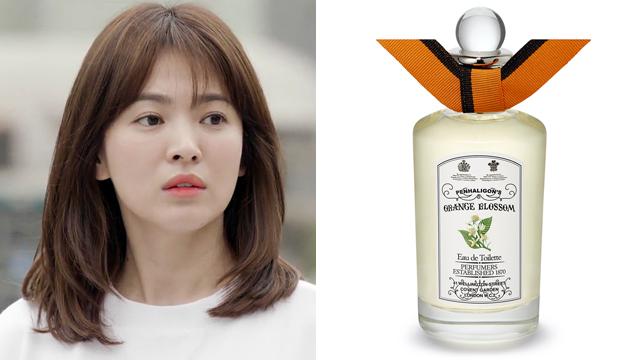 5 loại nước hoa mà Song Hye Kyo, Son Ye Ji… đắm đuối: Chị em muốn vừa sang chảnh vừa tinh tế thì cứ học theo - Ảnh 2.