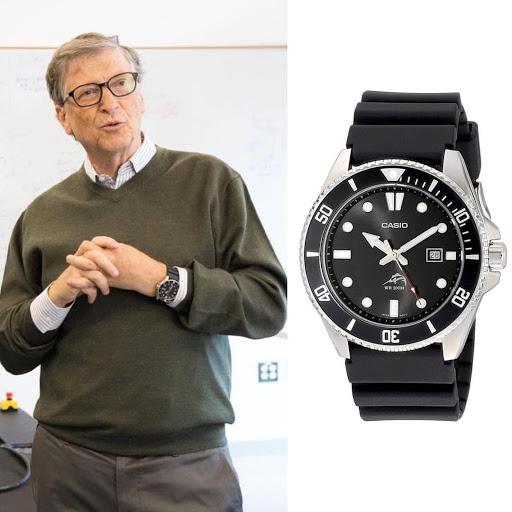 Vì sao loạt tỷ phú đình đám thế giới đeo những đồng hồ mà người bình thường cũng mua được? Lý do đằng sau nằm ngoài sức tưởng tượng của bất cứ ai! - Ảnh 2.
