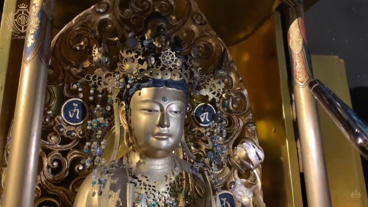 """Đại gia Minh Nhựa """"lấn sân"""" làm YouTuber, mở màn vlog đầu tay review quán cafe toàn cổ vật Phật giáo vô giá tại Sài Gòn khiến dân tình kinh ngạc - Ảnh 9."""