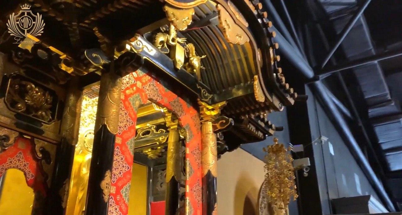 """Đại gia Minh Nhựa """"lấn sân"""" làm YouTuber, mở màn vlog đầu tay review quán cafe toàn cổ vật Phật giáo vô giá tại Sài Gòn khiến dân tình kinh ngạc - Ảnh 10."""