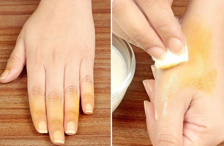 Nấu ăn mà bị vết nghệ dính trên tay thì trông ghê lắm, học ngay mẹo này để tẩy sạch bay! - Ảnh 4.
