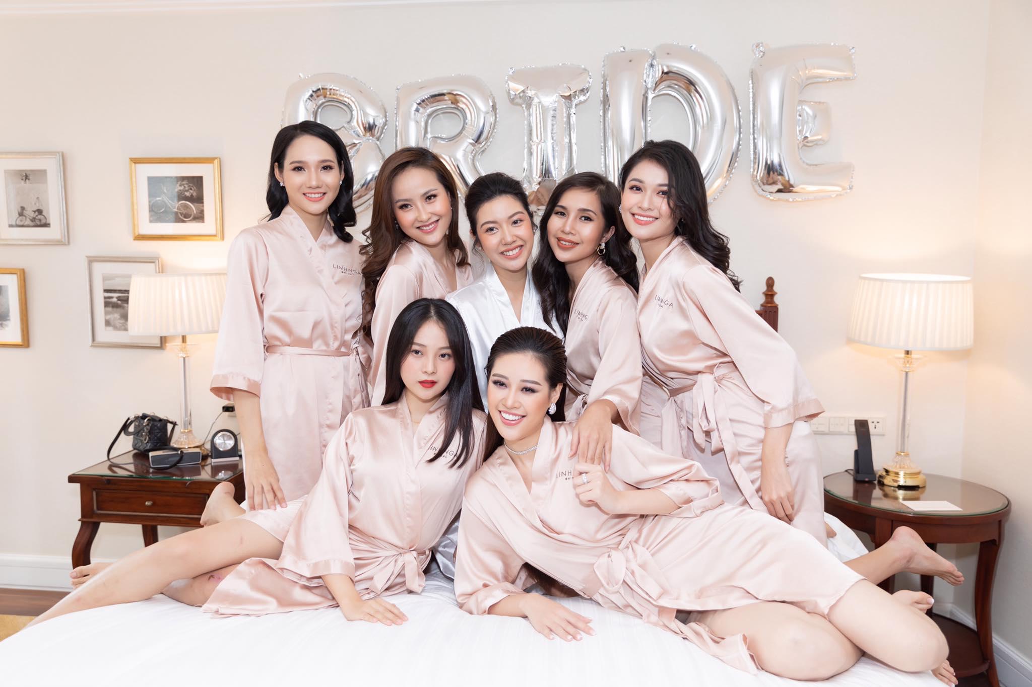Trước giờ G, ngắm nhìn 1 trong 3 chiếc váy cưới của Á hậu Thuý Vân: Bộ váy cưới trong mơ của mọi cô gái - Ảnh 1.