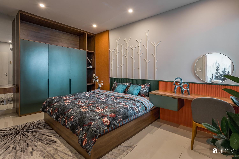 """Lạc bước vào """"rừng nhiệt đới"""" trong căn hộ 70m² ở quận Phú Nhuận, TP. HCM - Ảnh 15."""