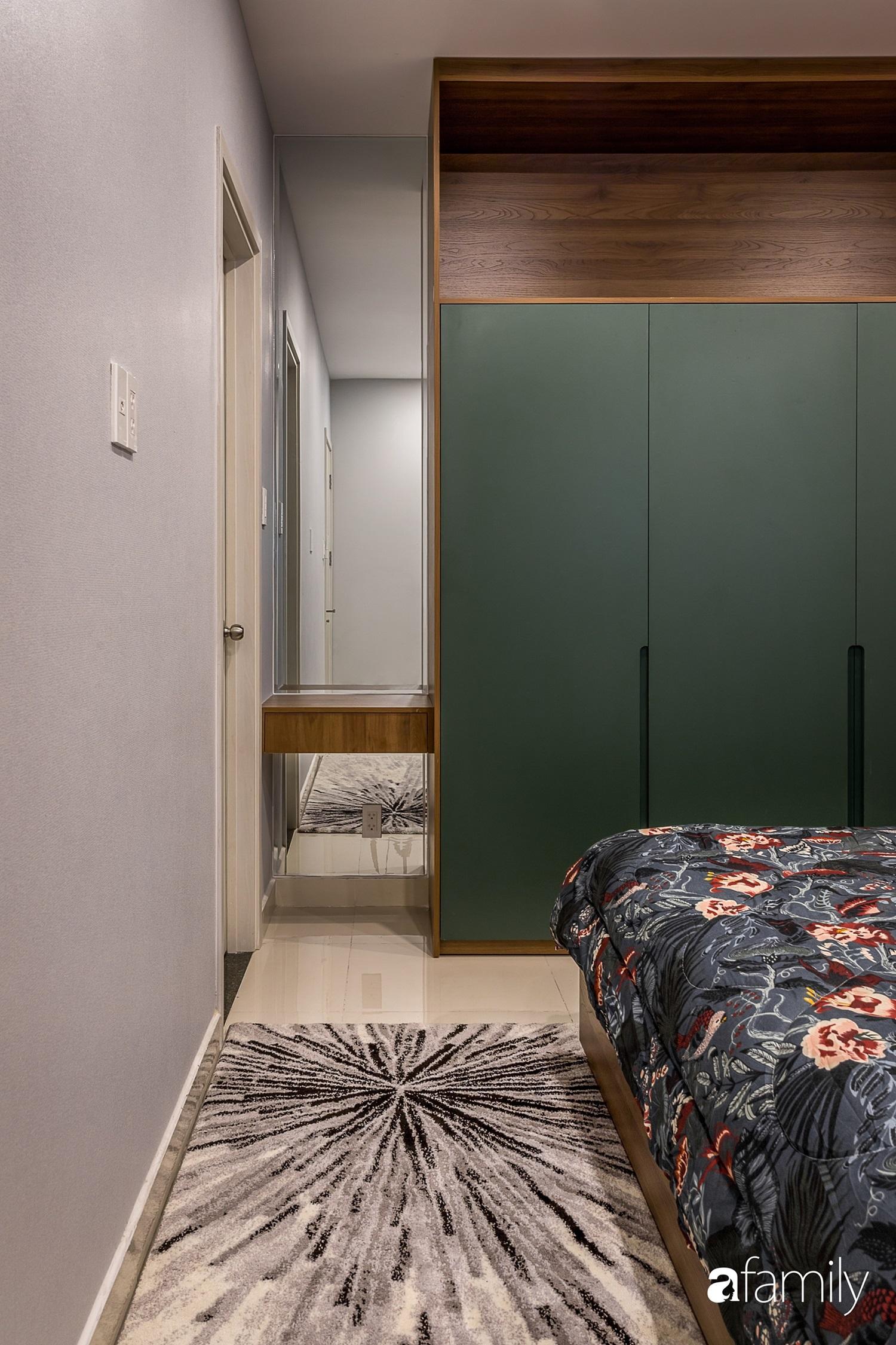 """Lạc bước vào """"rừng nhiệt đới"""" trong căn hộ 70m² ở quận Phú Nhuận, TP. HCM - Ảnh 17."""
