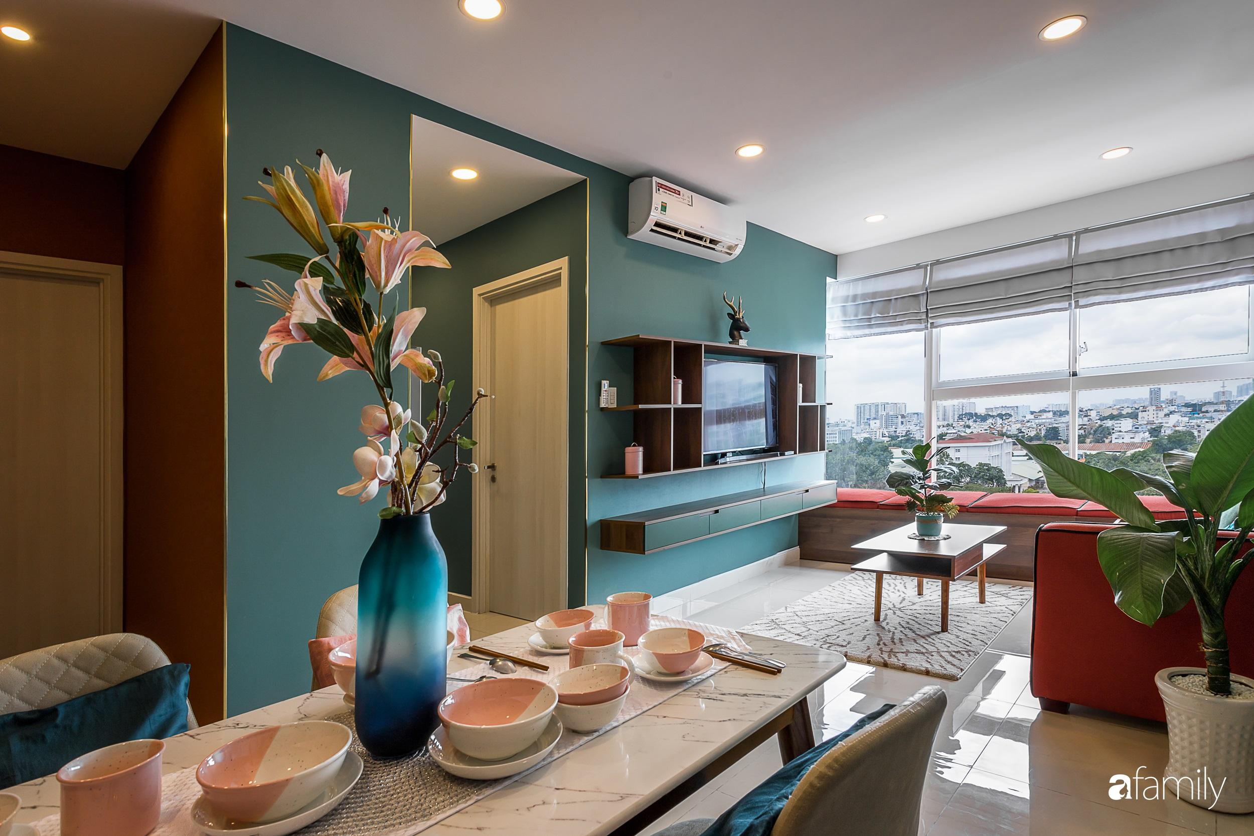 """Lạc bước vào """"rừng nhiệt đới"""" trong căn hộ 70m² ở quận Phú Nhuận, TP. HCM - Ảnh 7."""