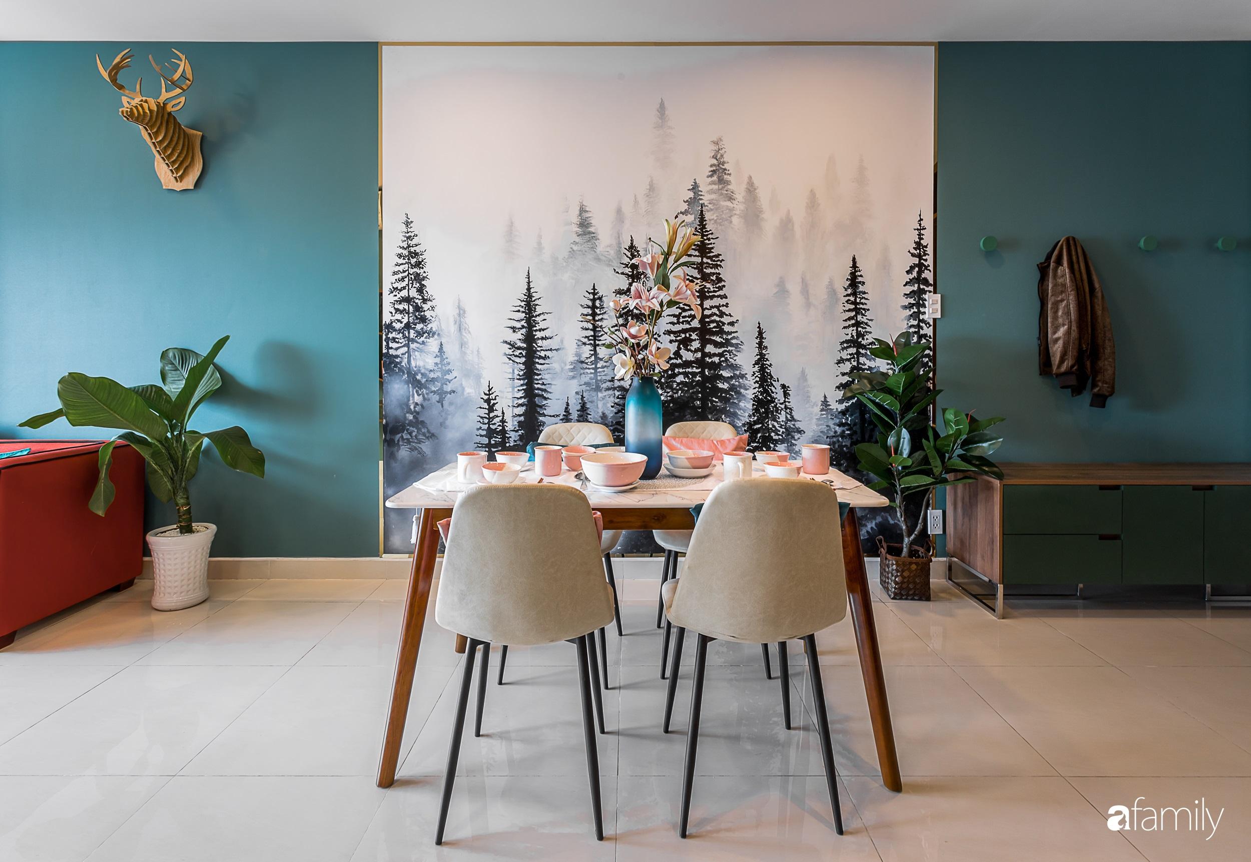 """Lạc bước vào """"rừng nhiệt đới"""" trong căn hộ 70m² ở quận Phú Nhuận, TP. HCM - Ảnh 6."""