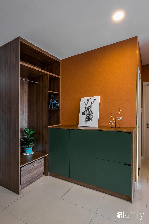 """Lạc bước vào """"rừng nhiệt đới"""" trong căn hộ 70m² ở quận Phú Nhuận, TP. HCM - Ảnh 2."""