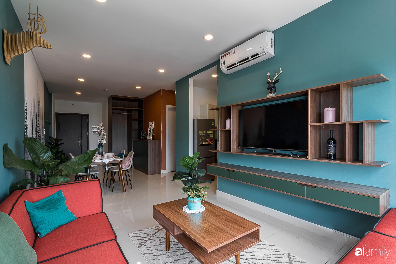 """Lạc bước vào """"rừng nhiệt đới"""" trong căn hộ 70m² ở quận Phú Nhuận, TP. HCM - Ảnh 10."""