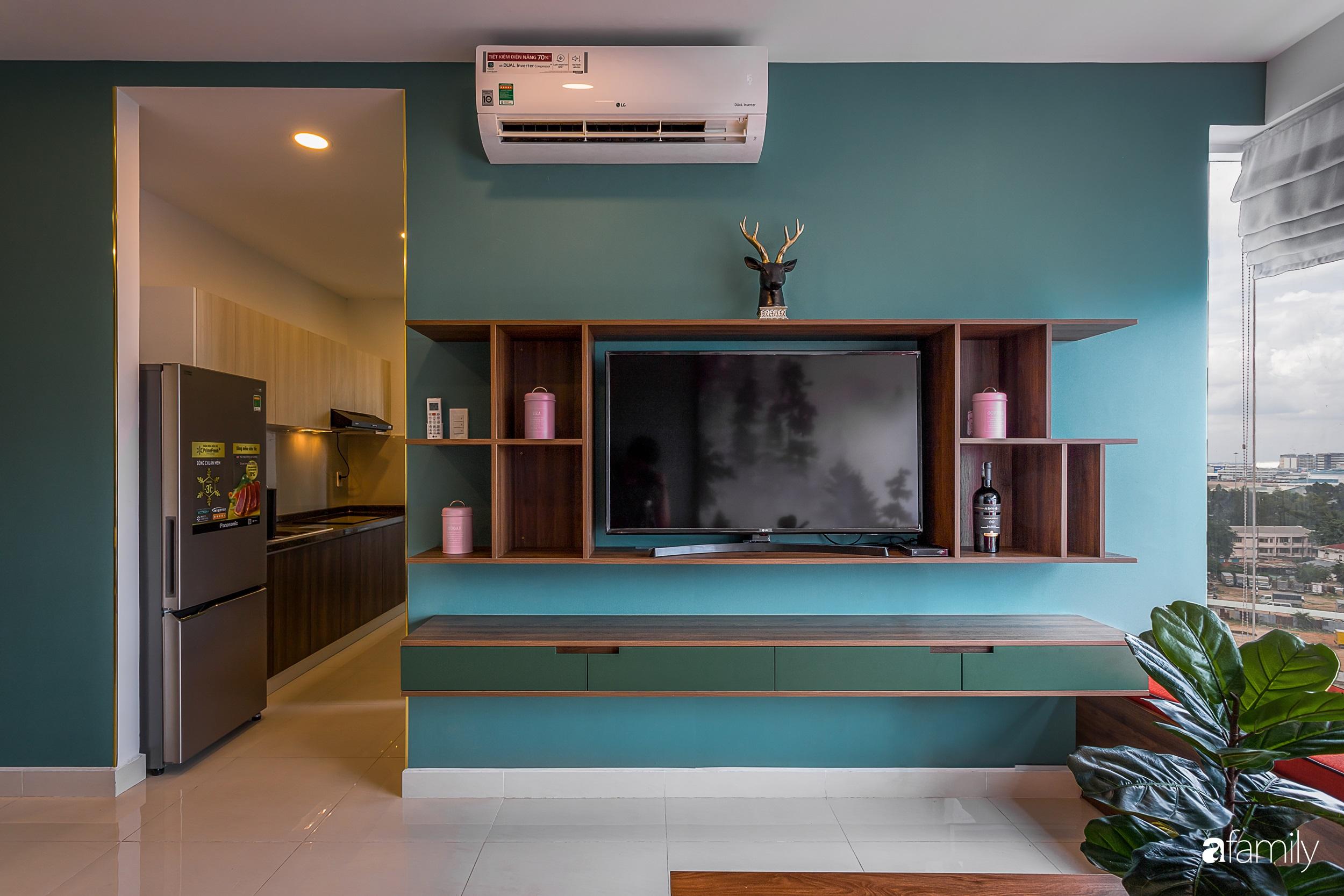 """Lạc bước vào """"rừng nhiệt đới"""" trong căn hộ 70m² ở quận Phú Nhuận, TP. HCM - Ảnh 12."""