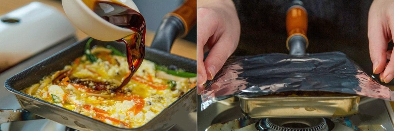 15 phút làm chả trứng đậu phụ mềm ngon đủ chất cho bữa tối - Ảnh 2.