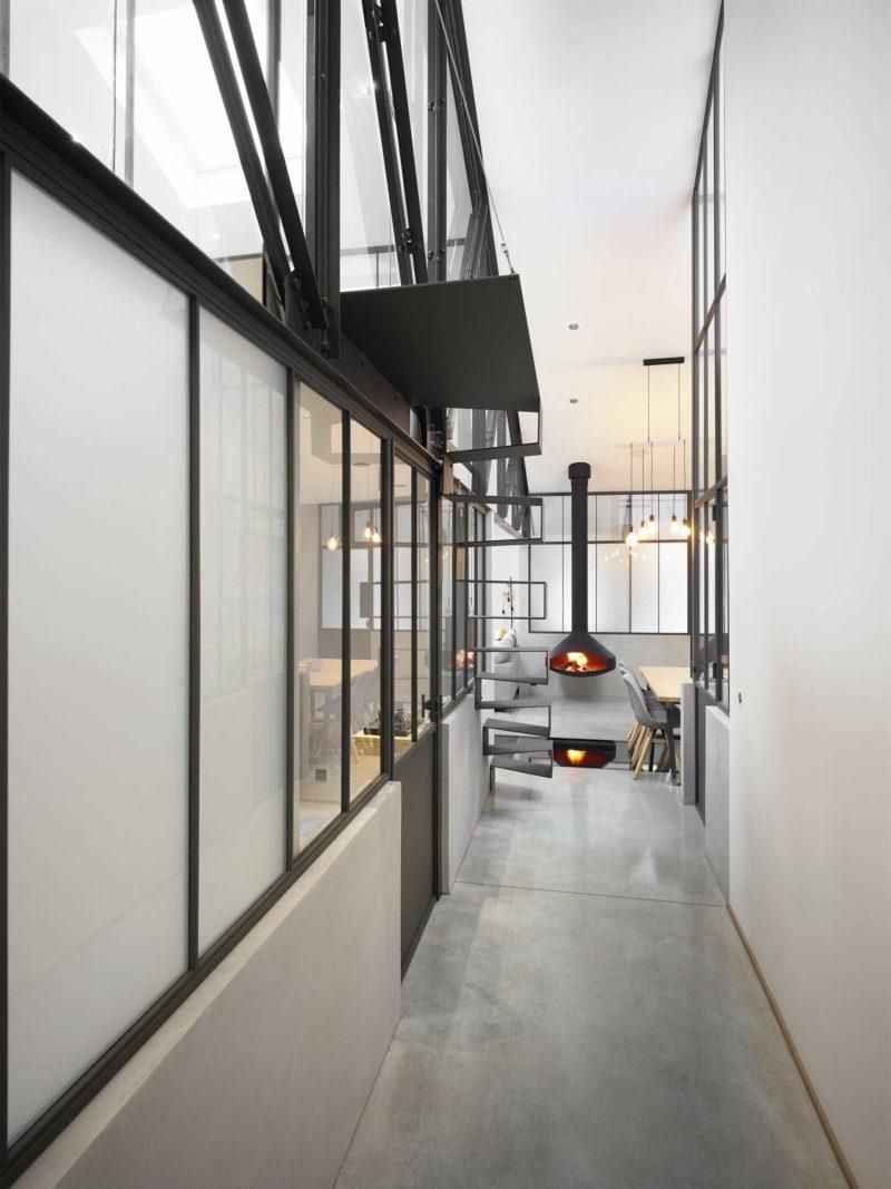 Những ý tưởng thông minh và sáng tạo thiết kế cầu thang cho gác xép nhỏ - Ảnh 4.