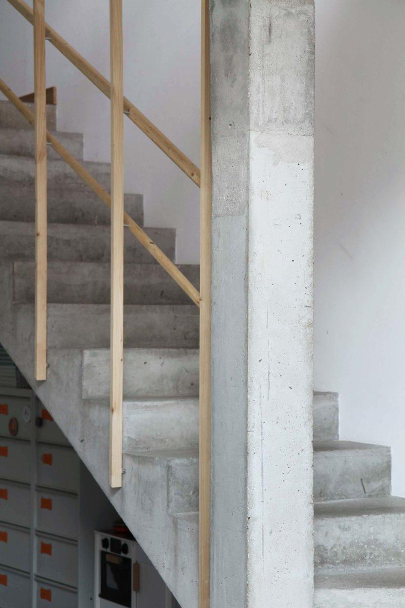 Những ý tưởng thông minh và sáng tạo thiết kế cầu thang cho gác xép nhỏ - Ảnh 6.