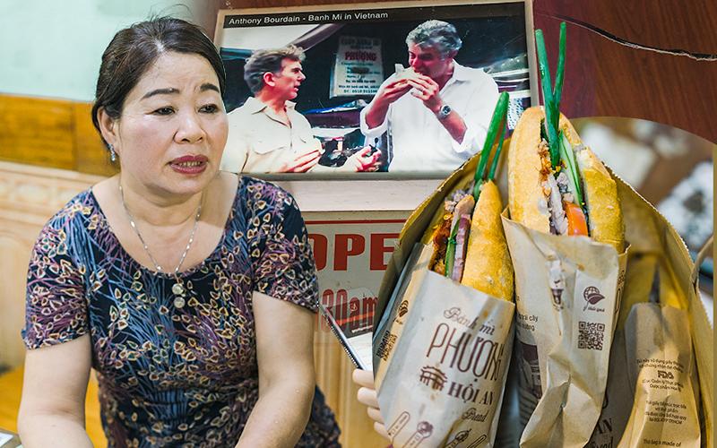 """Bà chủ tiệm Bánh mì Phượng nói về 20 năm khiến bạn bè quốc tế ca ngợi ẩm thực Việt, nhưng khi thành công thì vô vàn điều tiếng """"ôi sao lại Tây hóa"""" chiếc bánh của quê hương!? - Ảnh 1."""